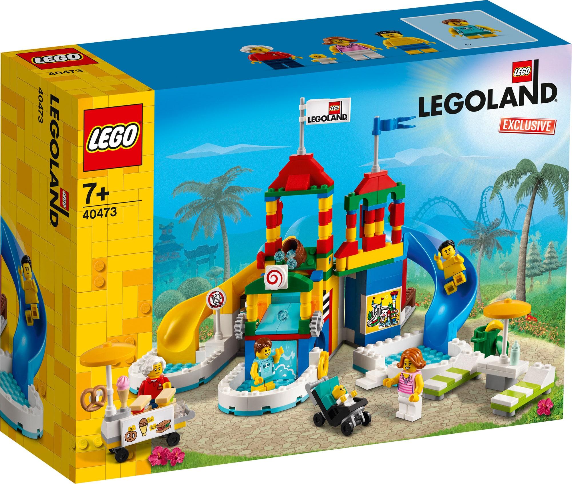 LEGO 40473 LEGOland Wasserpark 2