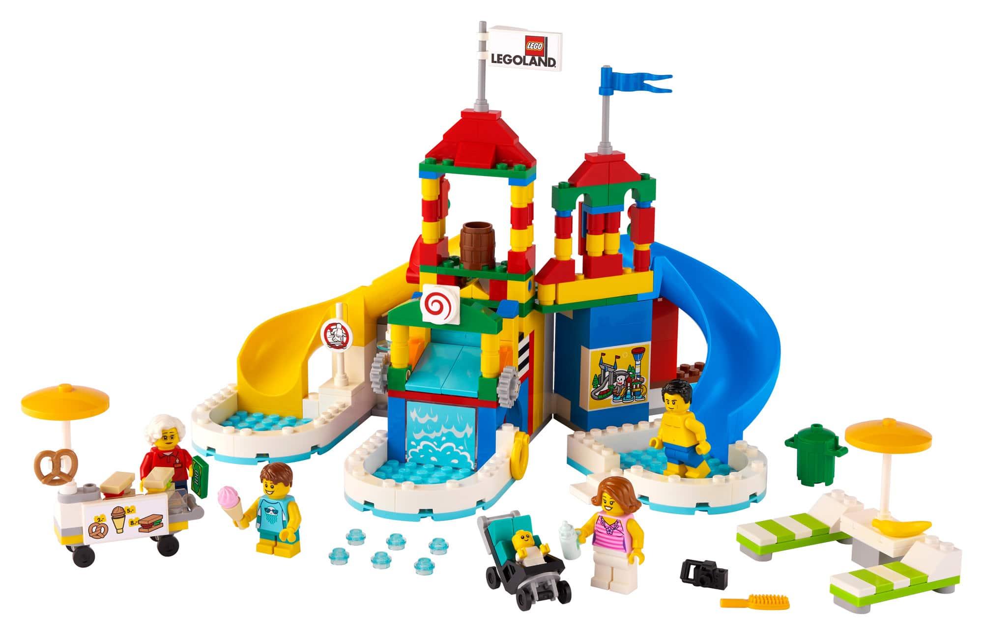 LEGO 40473 LEGOland Wasserpark 4