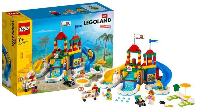 LEGO 40473 LEGOland Wasserpark 5