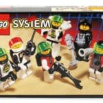 LEGO 6704 Space Minifig Pack 1