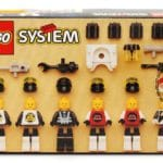LEGO 6704 Space Minifig Pack 2