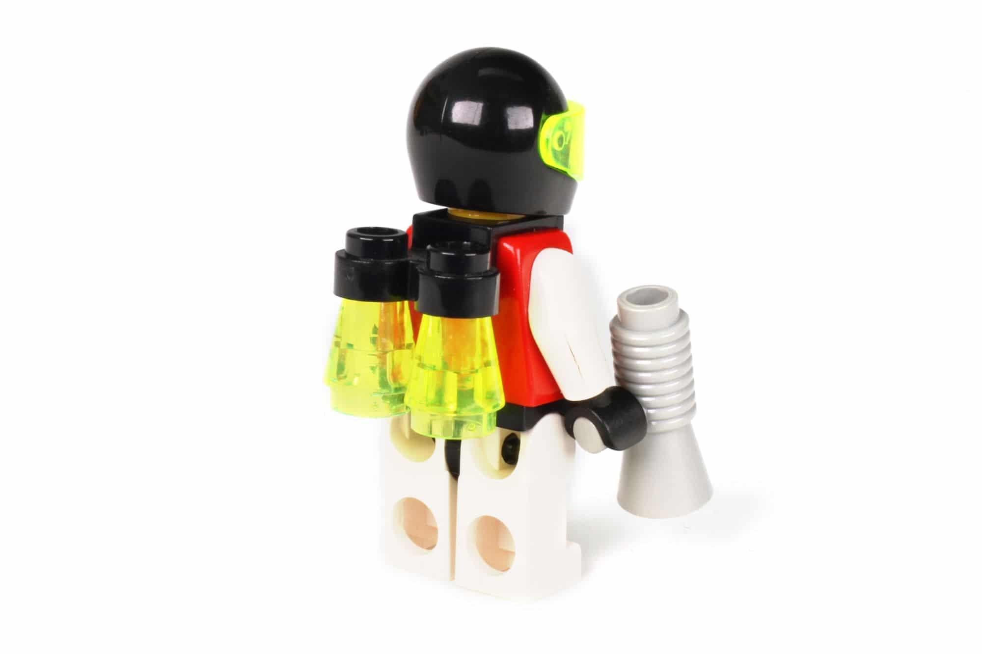 LEGO 6704 Space Minifig Pack Spezielle M Tron Figur 2
