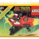 LEGO 6811 M Tron Pulsar Charger Box 1
