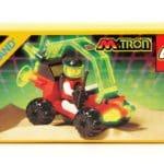 LEGO 6833 M Tron Beacon Tracer Box 1
