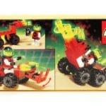 LEGO 6833 M Tron Beacon Tracer Box 2