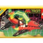 LEGO 6877 M Tron Vector Detector Box 1