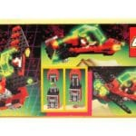 LEGO 6877 M Tron Vector Detector Box 2