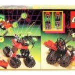 LEGO 6896 M Tron Celestial Forager Box 2