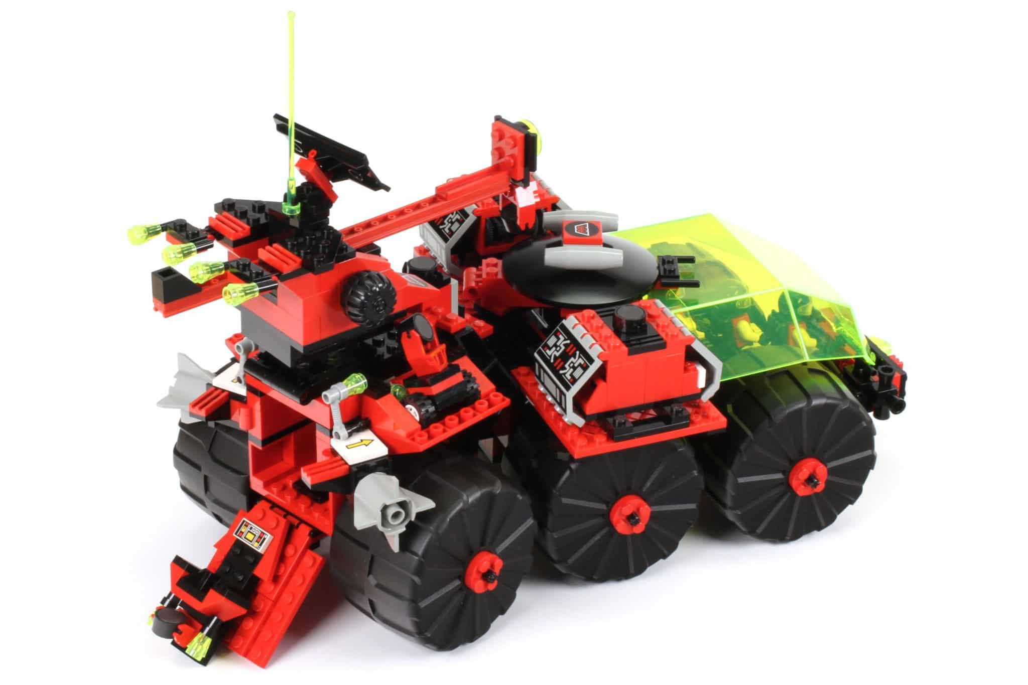 LEGO 6989 M Tron Mega Core Magnetizer 8