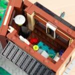 LEGO 71741 Ninjago City Gardens 13