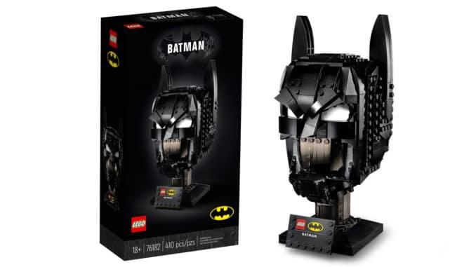 LEGO 76182 Batman Maske Titelbild