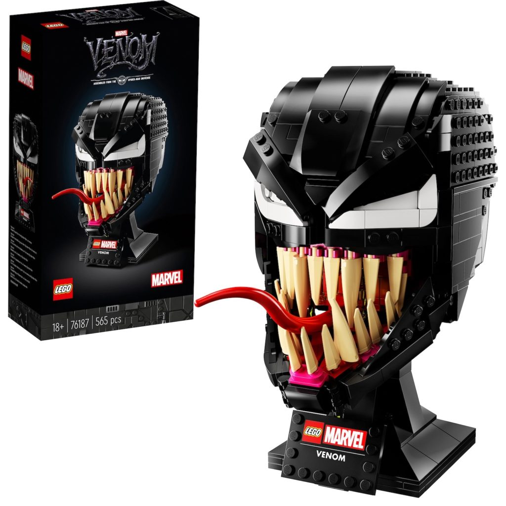 LEGO 76187 Venom Büste (3)