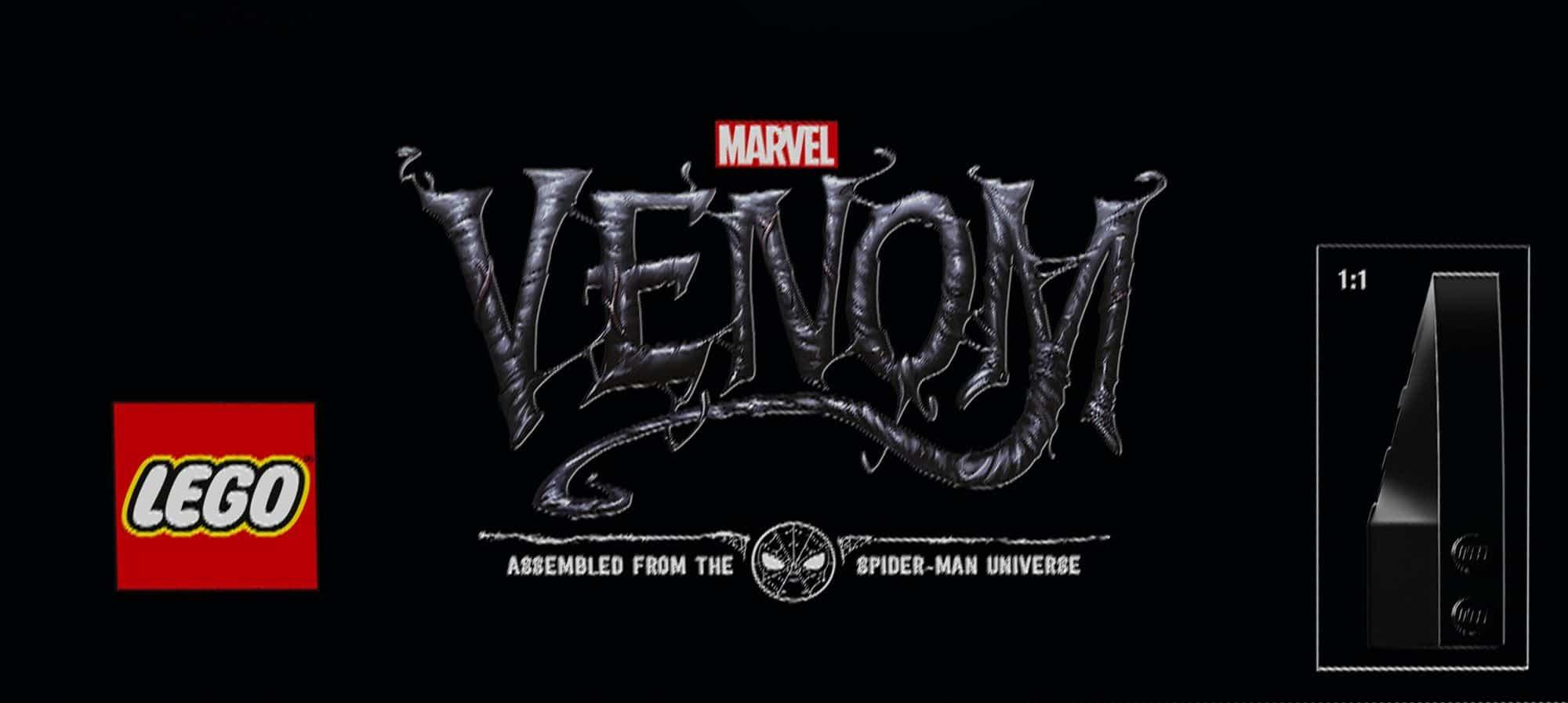 LEGO 76187 Venom Oberseite Bildfehler Carnage