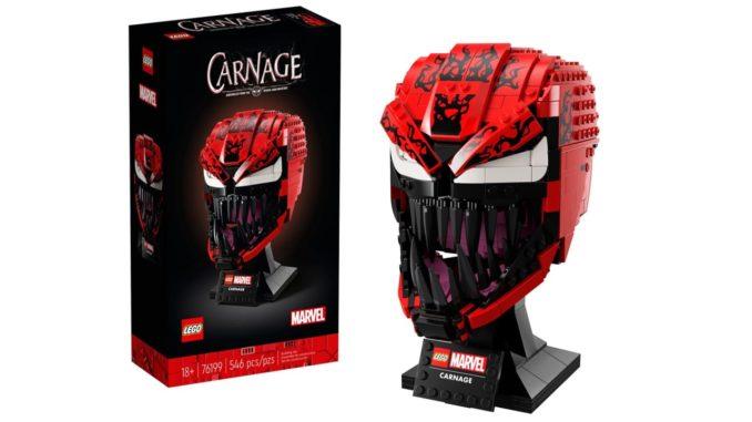 LEGO 76199 Carnage Titel