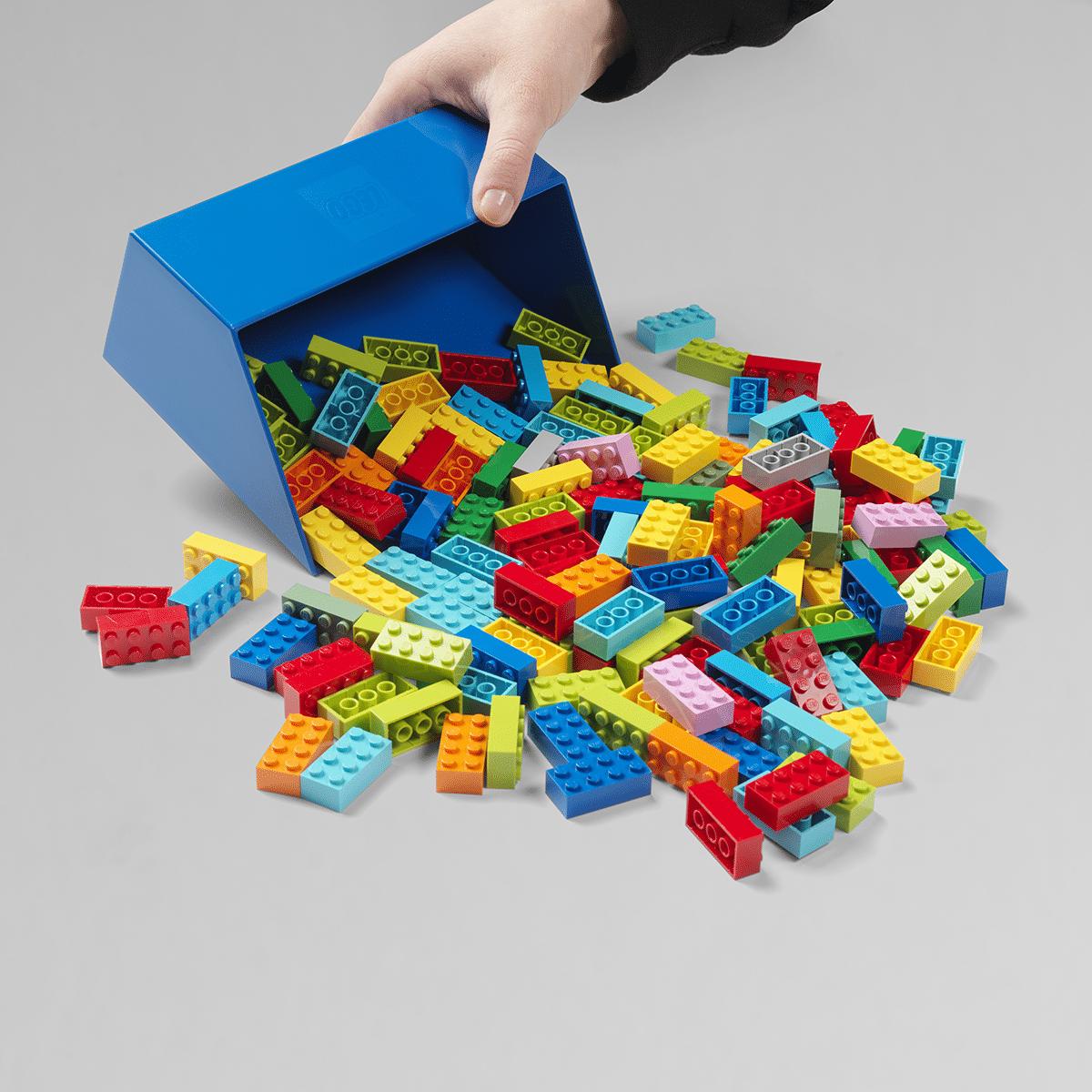 LEGO Brick Scooper Blau