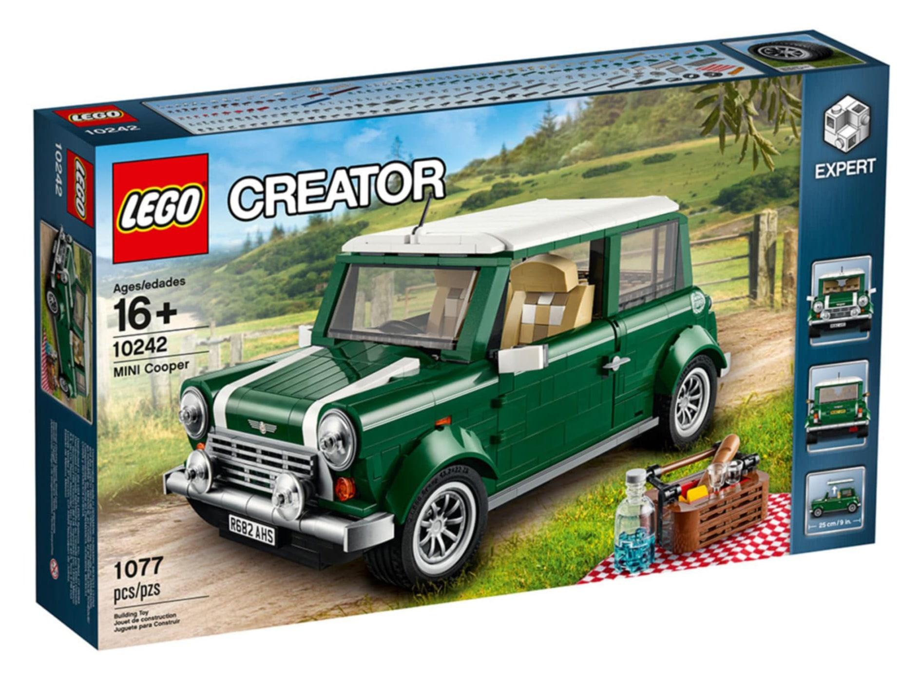 LEGO Creator Expert 10242 Box Neu