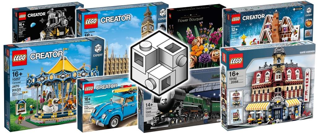 LEGO Creator Expert Seitentitel