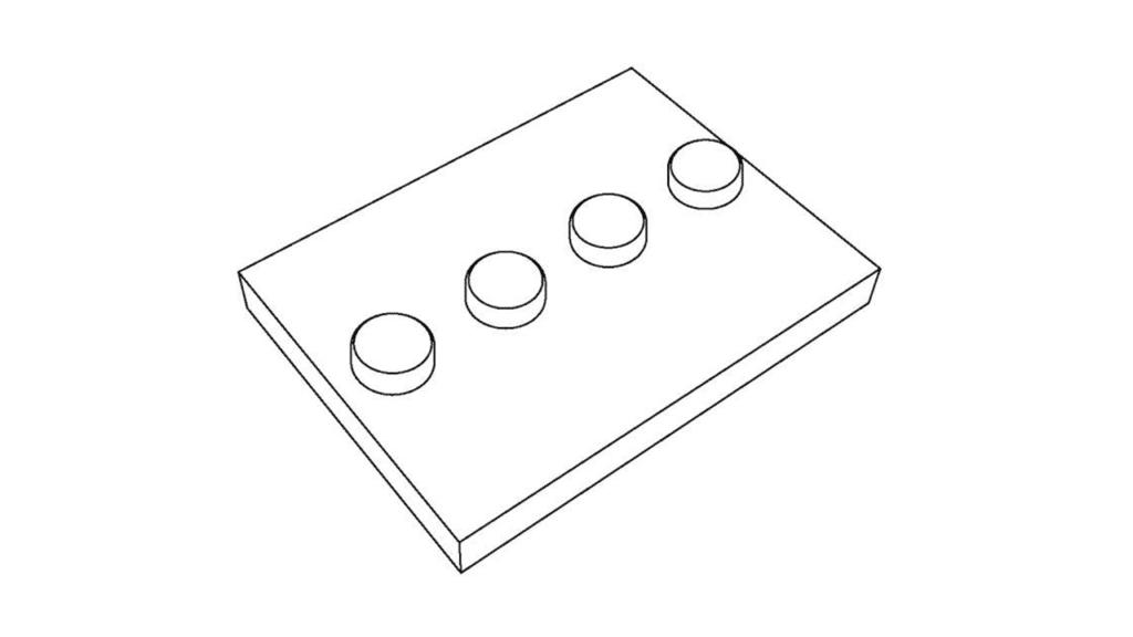 LEGO EuG Urteil zu 3x4 Platte