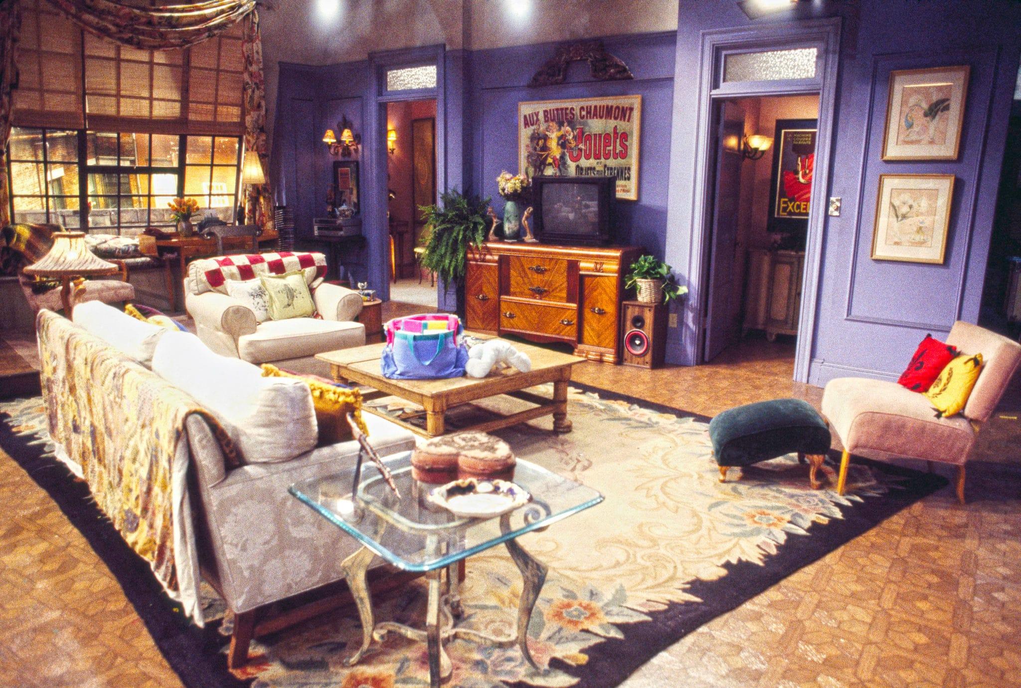 LEGO FRIENDS: Kommt Monicas und Rachels Apartment schon ...