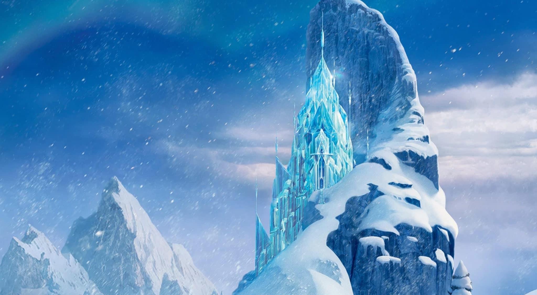 LEGO Frozes Ice Castle