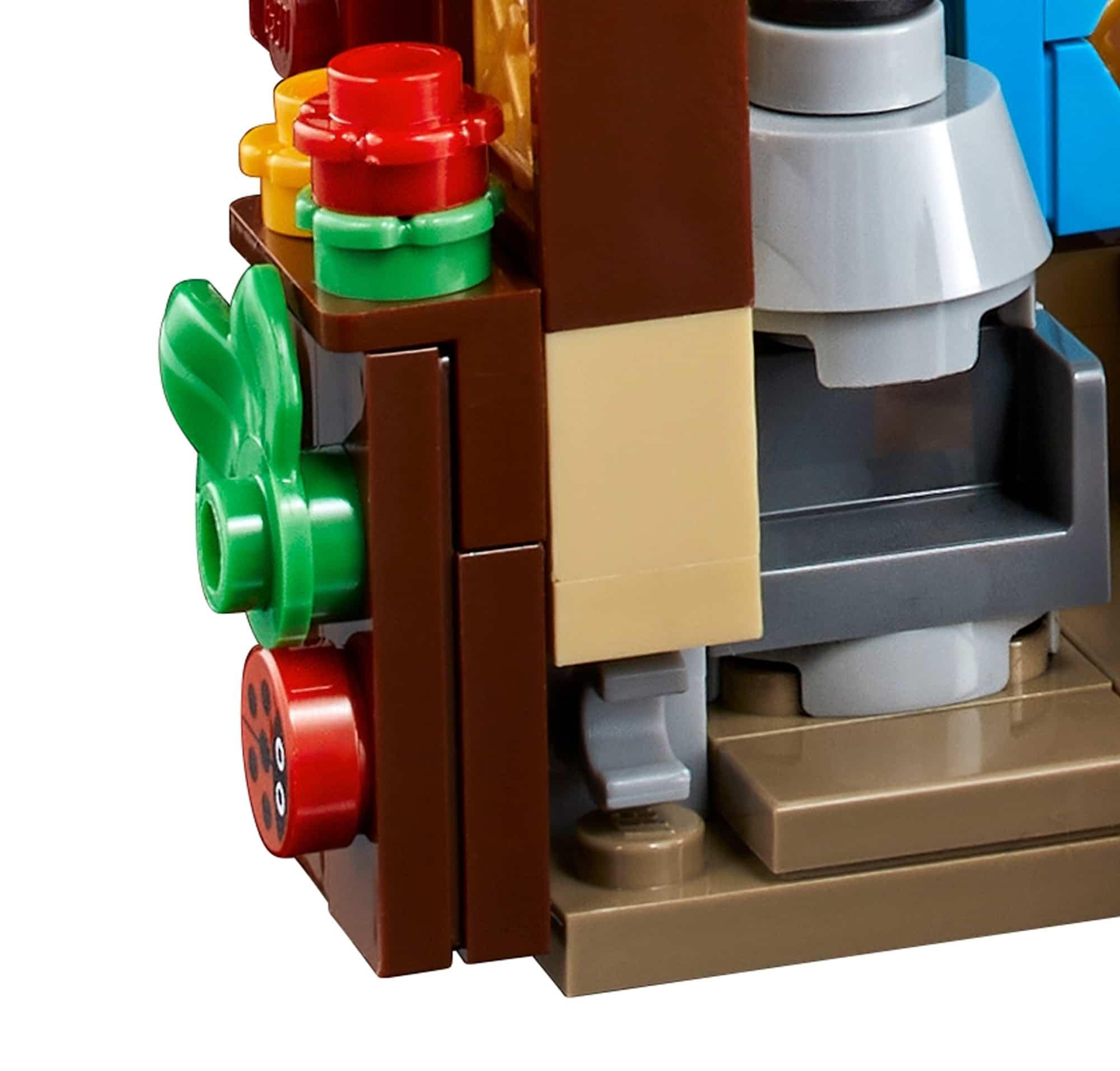 LEGO Ideas 21326 Winnie Pooh Detail 10