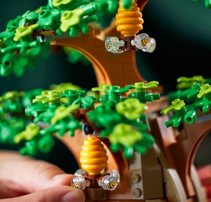 LEGO Ideas 21326 Winnie Pooh Detail 7