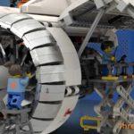 LEGO Ideas Aircraft Engine Workshop (14)