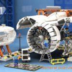 LEGO Ideas Aircraft Engine Workshop (2)