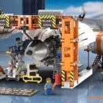 LEGO Ideas Aircraft Engine Workshop (3)