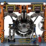 LEGO Ideas Aircraft Engine Workshop (7)