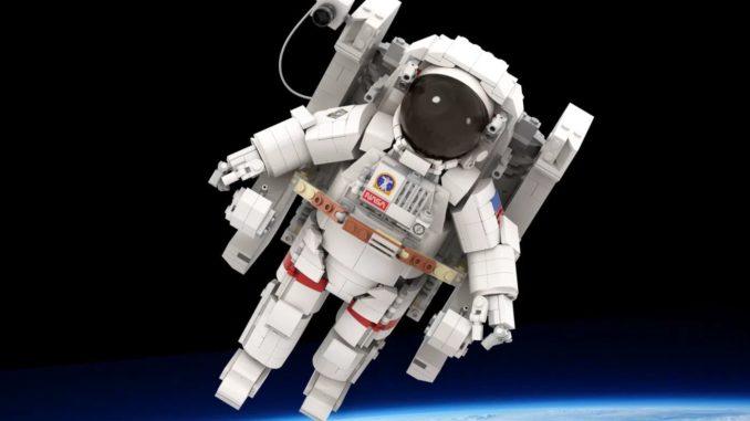 LEGO Ideas LEGO Astronaut (1)