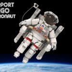 LEGO Ideas LEGO Astronaut (10)