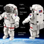 LEGO Ideas LEGO Astronaut (3)