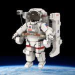 LEGO Ideas LEGO Astronaut (9)