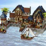 LEGO Ideas Medieval Harbor (2)
