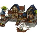 LEGO Ideas Medieval Harbor (3)