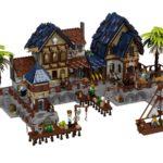 LEGO Ideas Medieval Harbor (4)