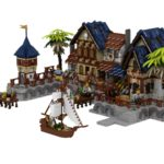 LEGO Ideas Medieval Harbor (5)