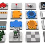 LEGO Ideas Modular Portal Testing Chamber (22)