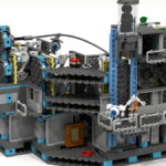 LEGO Ideas Modular Portal Testing Chamber (30)