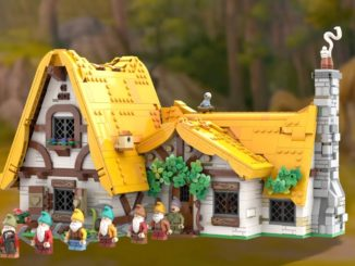 LEGO Ideas Seven Dwarfs (1)
