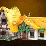 LEGO Ideas Seven Dwarfs (2)