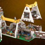 LEGO Ideas Seven Dwarfs (7)