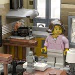 LEGO Ideas The Apartment (10)