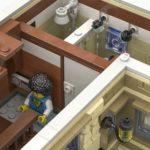 LEGO Ideas The Apartment (11)