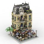 LEGO Ideas The Apartment (2)