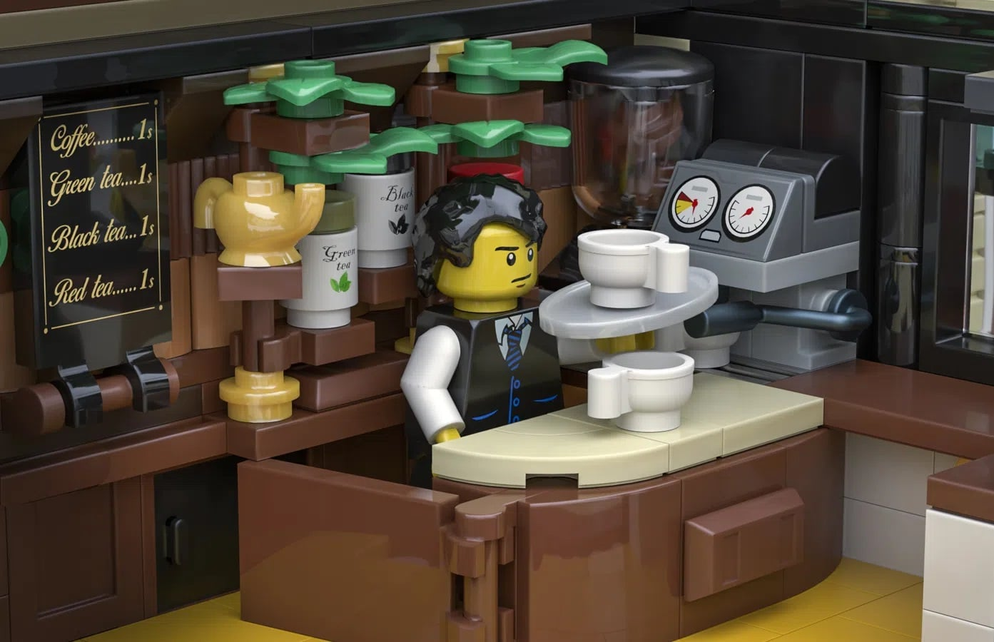 LEGO Ideas The Apartment (5)