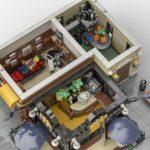 LEGO Ideas The Apartment (8)