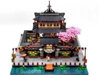 LEGO Ideas The Dojo (1)