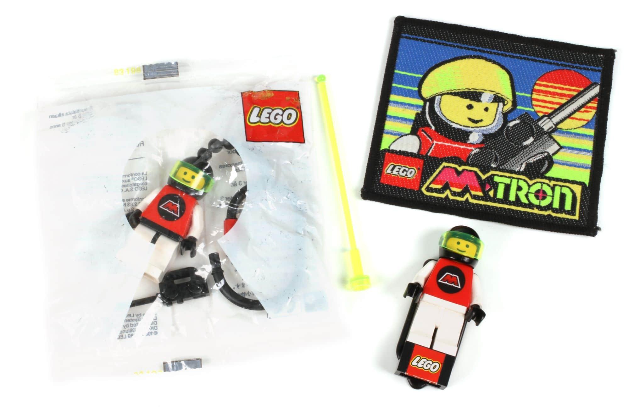 LEGO M Tron Merchandise